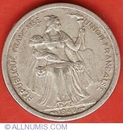 Imaginea #1 a 2 Francs 1949