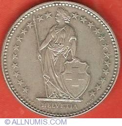 Image #1 of 2 Francs 1986