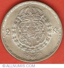 2 Kronor 1950