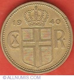 Image #1 of 2 Kronur 1940