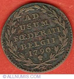 Image #2 of 2 Liards (2 Oorden) 1790 (b)