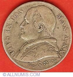 Imaginea #1 a 2 Lire 1866 (XXI)