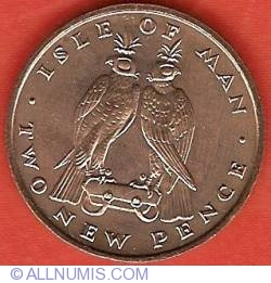 Image #2 of 2 New Pence 1975
