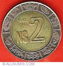 2 Nuevos Pesos 1992