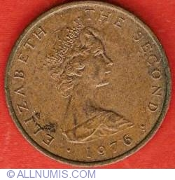 Image #1 of 2 Pence 1976