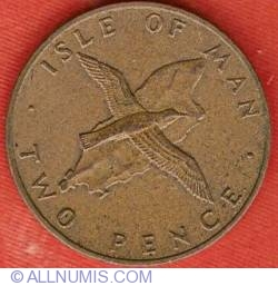 Image #2 of 2 Pence 1976