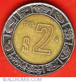 Image #2 of 2 Pesos 1996