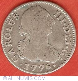 Image #1 of 2 Reales 1776 S