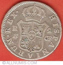 Image #2 of 2 Reales 1776 S
