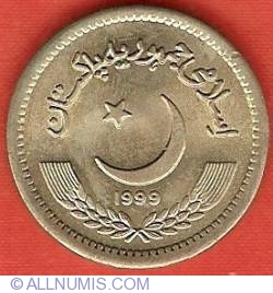 Image #1 of 2 Rupees 1999