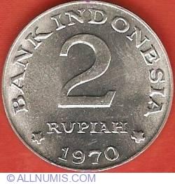 Image #2 of 2 Rupiah 1970