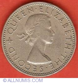 Image #1 of 2 Shillings 1955