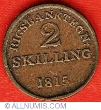 Image #2 of 2 Skilling 1815