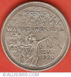 Imaginea #2 a 2 Zlote 1995 - Battle of Warsaw
