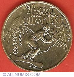 Imaginea #2 a 2 Zlote 1998 - Winter Olympics Nagano