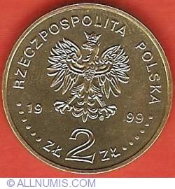 Imaginea #1 a 2 Zlote 1999 - Accession of Poland to NATO