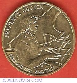 Imaginea #2 a 2 Zlote 1999 - Fryderyk Chopin