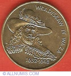 Imaginea #2 a 2 Zlote 1999 - Wladislaw IV Waza