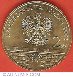 Image #1 of 2 Zloty 2005 - Gniezno