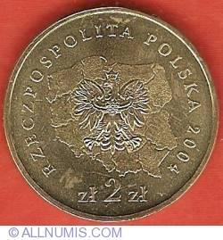 Image #1 of 2 Zloty 2004 - Malopolskie Voivodeship