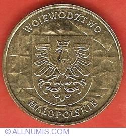 Image #2 of 2 Zloty 2004 - Malopolskie Voivodeship