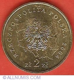Image #1 of 2 Zloty 2004 - Mazowieckie Voivodeship