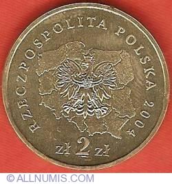 Image #1 of 2 Zloty 2004 - Opolskie Voivodeship