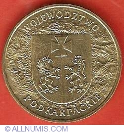 Image #2 of 2 Zloty 2004 - Podkarpackie Voivodeship
