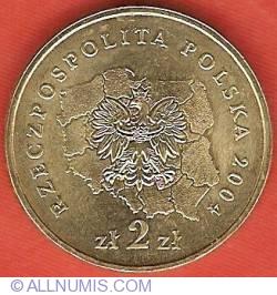 Image #1 of 2 Zloty 2004 - Podlaskie Voivodeship