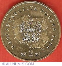 Image #1 of 2 Zloty 2004 - Pomorskie Voivodeship