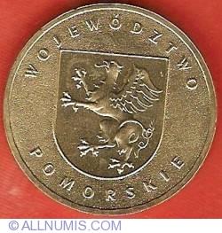 Image #2 of 2 Zloty 2004 - Pomorskie Voivodeship
