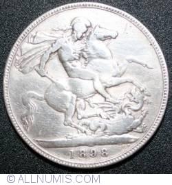 Crown 1898 - LXII