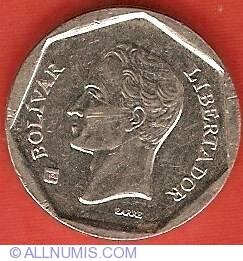 Imaginea #2 a 20 Bolivares 1999