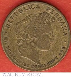Image #1 of 20 Centavos 1942 S