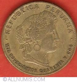 Image #1 of 20 Centavos 1942
