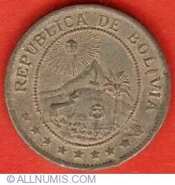 Imaginea #1 a 20 Centavos 1942