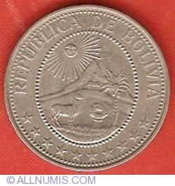 Imaginea #1 a 20 Centavos 1967
