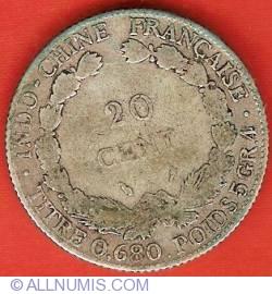 Imaginea #2 a 20 Cents 1921