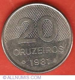 Image #2 of 20 Cruzeiros 1981