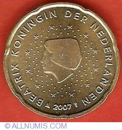 Image #1 of 20 Eurocent 2007
