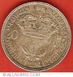 Image #2 of 20 Francs 1935