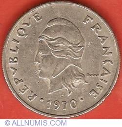 Image #1 of 20 Francs 1970