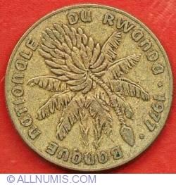 Image #1 of 20 Francs 1977