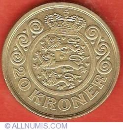 Image #2 of 20 Kroner 1996