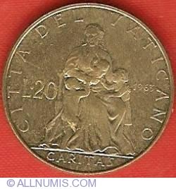 Image #2 of 20 Lire 1963 (I)