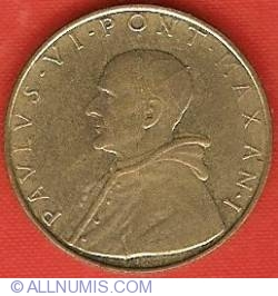 Image #1 of 20 Lire 1963 (I)