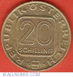 Image #1 of 20 Schilling 1991 - Hochosterwitz Castle