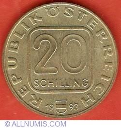 Image #1 of 20 Schilling 1993 - Martinsturm In Bregenz