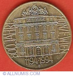 Image #2 of 20 Schilling 1994 - Vienna Mint