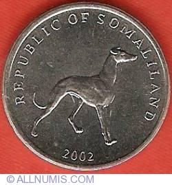 Imaginea #2 a 20 Shillings 2002